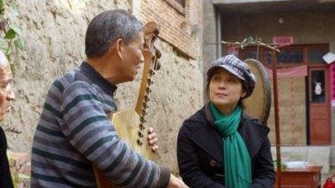 Members of the Silk Road Ensemble.