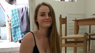 Esperance Stephen, 19, has been caught up in the Buckeridge family feud.
