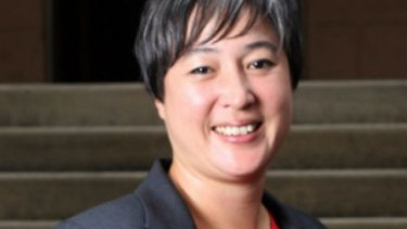 Greens MP Jenny Leong.