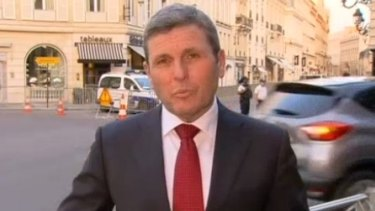 Journalist Chris Uhlmann's scathing assessment of Donald Trump's presidency has been viewed more than 1.7 million times.