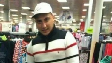 Adam Abu-Mahmoud was stabbed in a Panania brawl that may be linked to Friday's shooting.