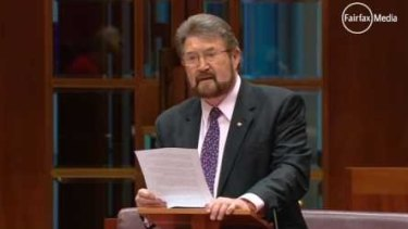 Senator Derryn Hinch may have to refer himself to the High Court over a citizenship question.