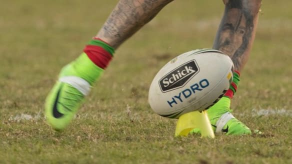 NRL 2018: 30-second shot clock to be extended to all conversions this season