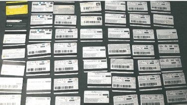 The card-skimming scam had been running since 2009, police claim.