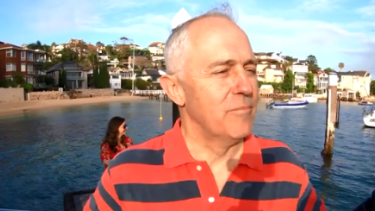 A spokesman for Malcolm Turnbull said the Prime Minister would pay the $250 fine.