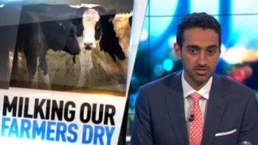 Waleed Aly on milk: a mile wide and an inch deep, says Joe Aston.