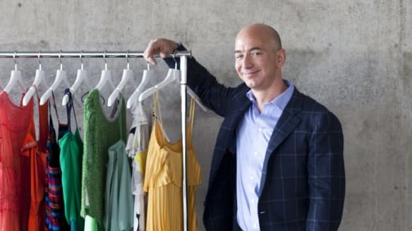 Amazon kicks off assault on Aussie retailers with 'unheard of' fashion attack