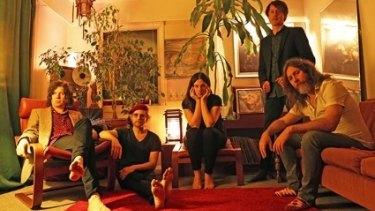 Black Mountain: Their new album marks a return to epic, grandiose qualities.