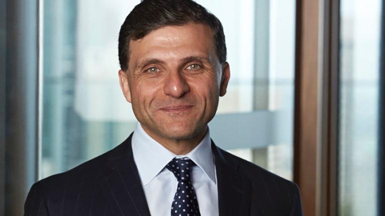 NSW  Bar Association president Arthur Moses, SC.