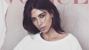 Kim Kardashian will grace the June cover of Vogue Australia.