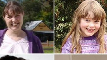 Chantelle McDougall, 30, and her daughter Leela, 6, went missing in October 2007.