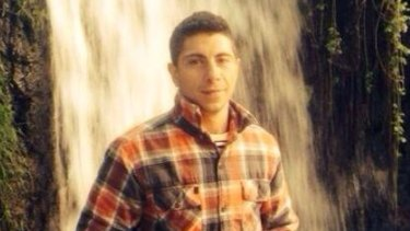 Former Reservoir High School student Mahamd Hassan.