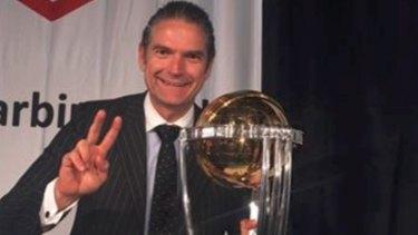 Former Macquarie adviser Stefan Whiting.