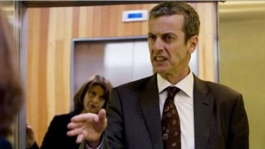 Media advisers, like the fictional Malcolm Tucker from political satire <i>The Thick of It</i>, can be manipulative and aggressive.