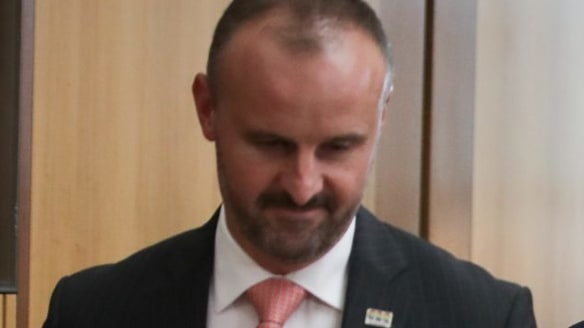 All media critical to effective government, whether Andrew Barr likes it or not