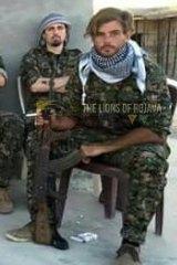 Killed fighting Islamic State ... 23-year-old Gold Coast man Reece Harding.
