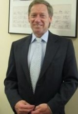 Saviour: Neurosurgeon Malcolm Pell.