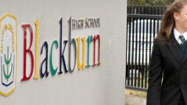 Blackburn High School fell victim to a similar privacy breach.