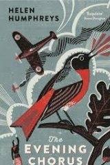 The Evening Chorus. By Helen Humphreys. Profile Books. $24.99