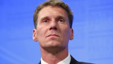 Conservative Turnbull government senator Cory Bernardi.