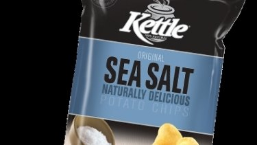 Some Kettle chip packets are being recalled amid fears they may contain pieces of rubber inside.