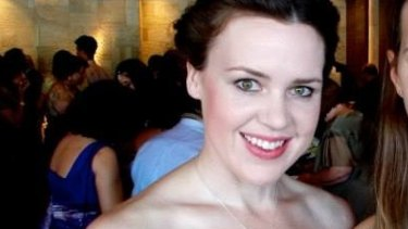 Dr Chloe Abbott (left) died in January, one of several recent junior doctors to commit suicide.