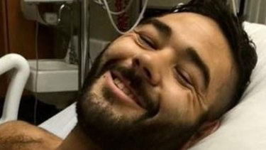 Tried to stop the shooter ... US Army veteran Chris Mintz.