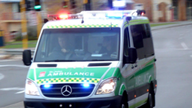 A 19-year-old woman died after she was crushed by a bull on a farm near Esperance.