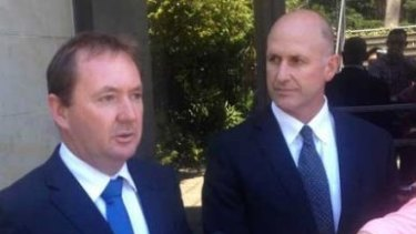 Former Corrective Services Minister Joe Francis and ex-Corrective Services Commissioner James McMahon have been linked to seat of Cottesloe.