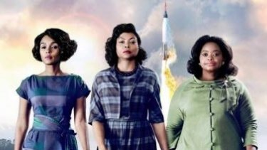 Hidden Figures is inspired by the true story of mathematician Katherine Johnson, and engineers Mary Jackson and Dorothy Vaughan, who worked behind the scenes on NASA's 1961 space expedition.