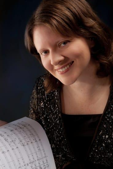 Composer Natalie Williams