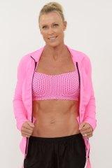 Former Olympian Lisa Curry Kenny.