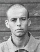 Charles Edwards as a POW.