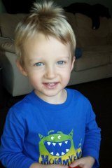 Curren Collas, 2, died after he became trapped under an IKEA dresser in the US.