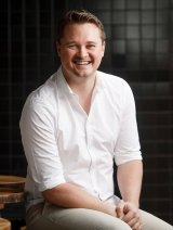 New 106.3 breakfast announcer Neil Wilcock. He says there is a lot to like about Canberra.