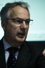 Macquarie Group chief executive Nicholas Moore.