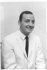 Legacy: Ska pioneer and Island Records co-founder Graeme Goodall, circa 1971.