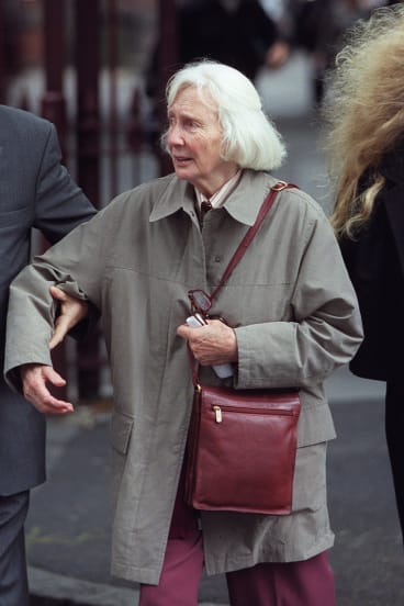 Nolan in her later years.