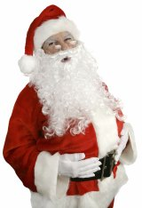 Hard to take seriously: Scientists are studying many aspects of Santa Claus.