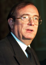 Resigned following cocaine-and-prostitutes scandal ... The former deputy speaker of the House of Lords John Sewel.