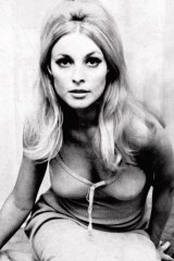 Actress Sharon Tate is shown in this undated photo. Tate was identified by police as one of five victims found slain in her Benedict Canyon estate August 9, 1969 in California.