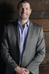 Dan Stinton wants to make it easier for restaurants to order wine.