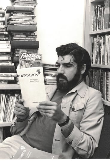 Peter Nicholls, academic and champion of science fiction.