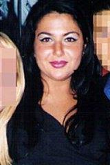 Plea: Amirah Droudis in a file photo.