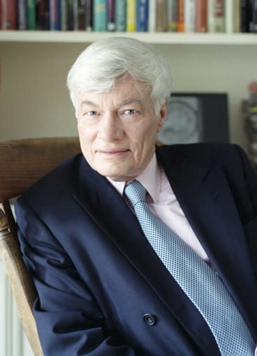 Geoffrey Robertson delivered the Norfolk Island petition to the UN.