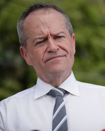 Opposition Leader Bill Shorten could come under pressure.