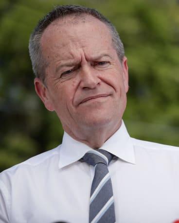 Opposition Leader Bill Shorten could come under pressure.