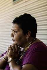 """Marninwarenitikura Women's Resource Centre chief executive June Oscar: """"The problems we face are not unique to the Fitzroy Valley.''"""