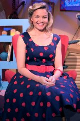Justine Clarke will present the earlier portion of the ABC's 2016 New Year's Eve telecast.