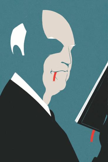 Illustration by Carlo Giambarresi.